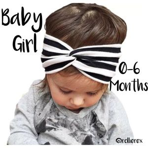 Candy Stripes Head Band